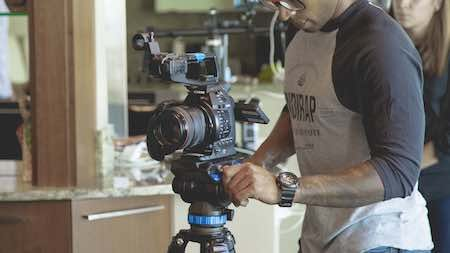 Apply film school techniques to video learning