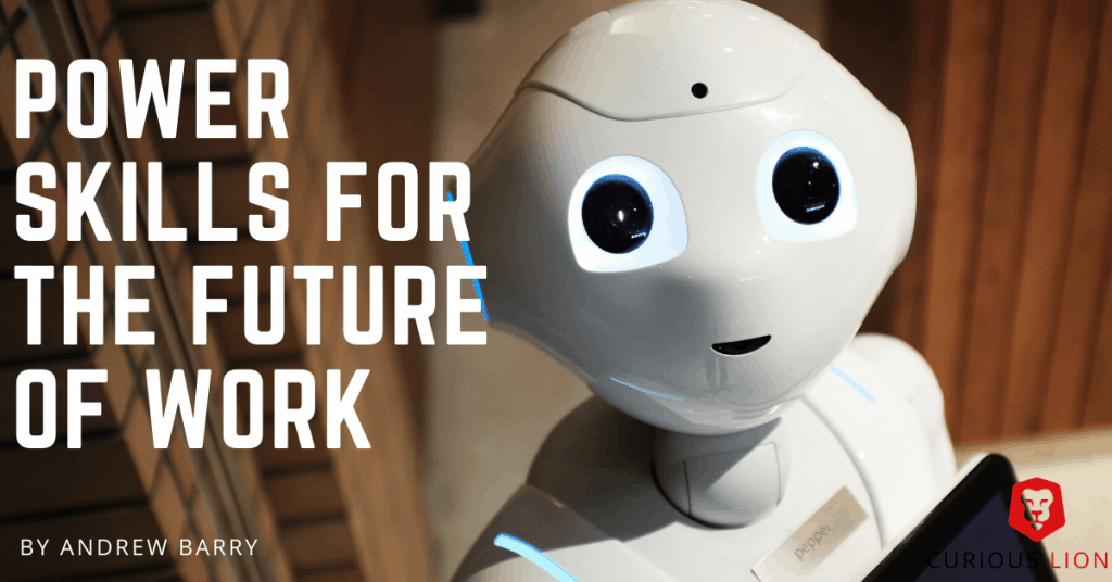 Power skills for the future of work
