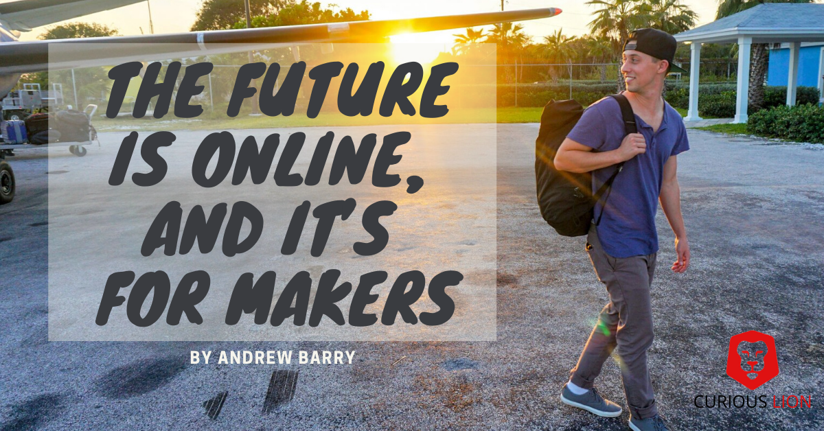The future is online, just ask digital nomads