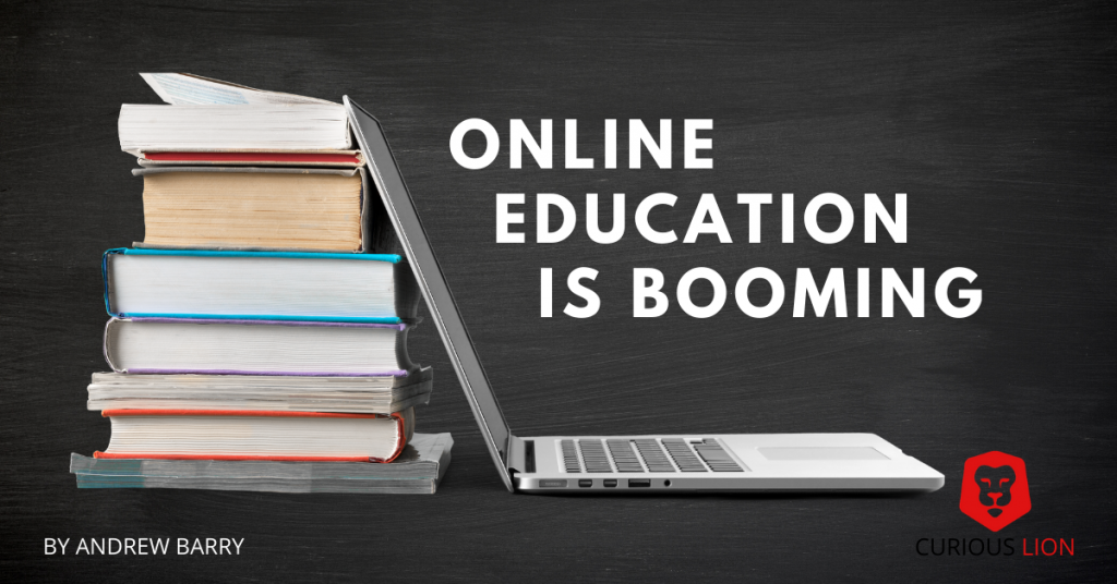 Online Education is Booming