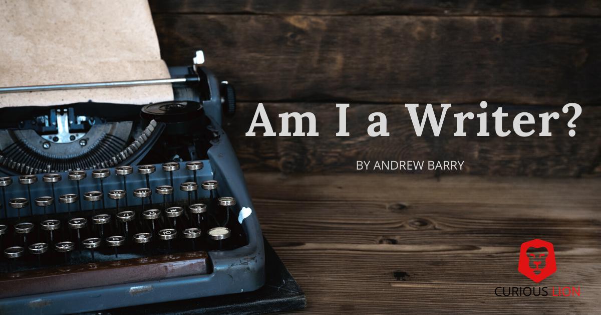 Am I a Writer
