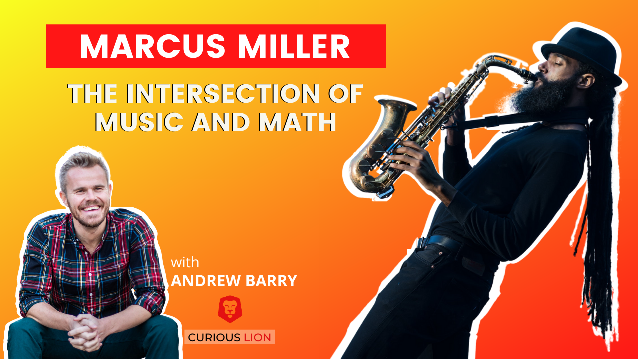 Marcus Miller on The Intersection of Music and Math