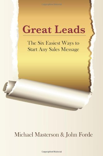 Great Leads Book