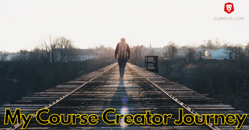 My Course Creator Journey