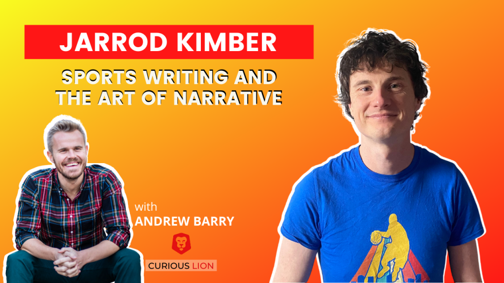 Jarrod Kimber on Sports Writing and the Art of Narrative