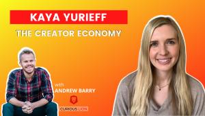Kaya Yurieff on the Creator Economy
