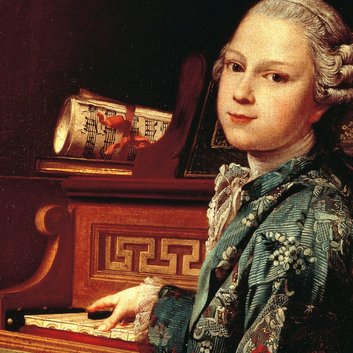 Mozart was a master at deliberate practice
